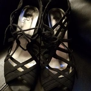 Cato Strappy Heels